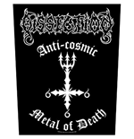 Dissection Back Patch: Anti-Cosmic