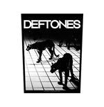 Deftones Back Patch: Panther