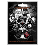 Black Veil Brides Plectrum Pack: Skull