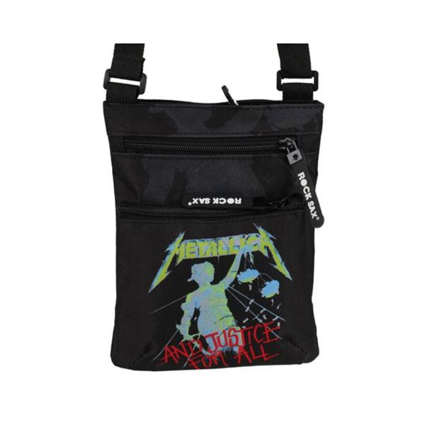 Metallica Bag And Justice For All (body BAG)