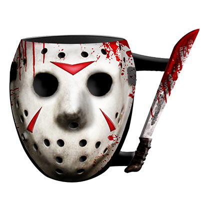 FRIDAY THE 13TH Jason Mask Mug
