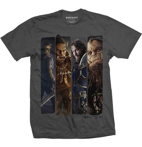 World of Warcraft T-shirt 341127