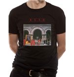 The Doors - Squares - Unisex T-shirt Black