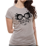 Harry Potter - Exceptionally Ordinary Fitted - Women Fitted T-shirt Grey
