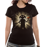 Harry Potter - Dobby Flash Fitted - Women Fitted T-shirt Black