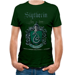 Harry Potter - Slytherin Quidditch - Unisex T-shirt Green