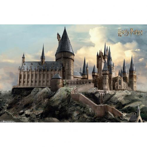 Harry Potter Poster Hogwarts Day 280