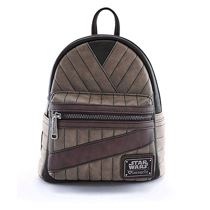 STAR WARS The Last Jedi Rey Mini Faux Leather Backpack