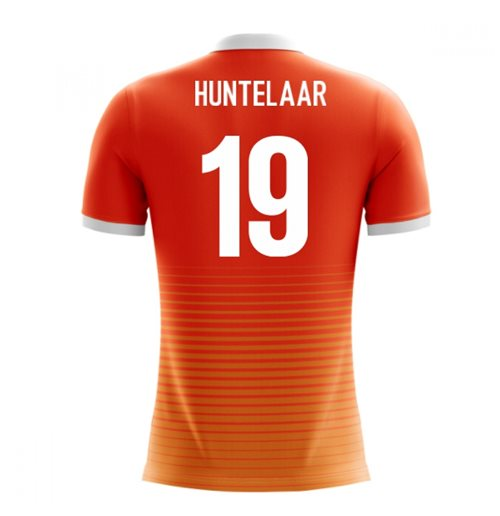 2018-19 Holland Airo Concept Home Shirt (Huntelaar 19)