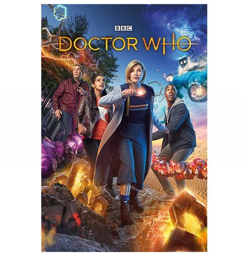 Doctor Who Poster 342191