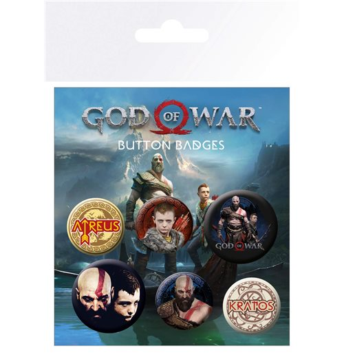 God Of War Pin 342576