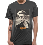 David Bowie - Smoking - Unisex T-shirt Black
