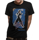 David Bowie - Tour 83 - Unisex T-shirt Black