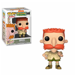 90's Nickelodeon POP! Television Vinyl Figure Nigel  (The Wild Thornberrys) 9 cm