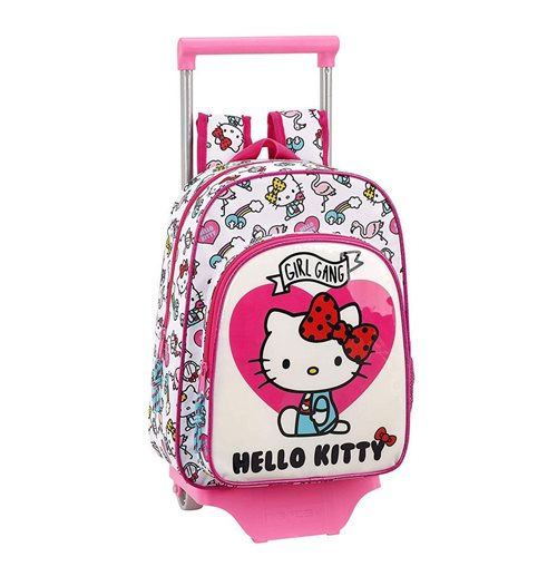 Hello Kitty Mini Trolley Girl Gang 34 cm