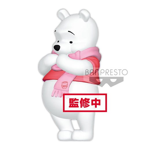 Disney Supreme Collection PVC Statue Winnie the Pooh White Ver. 18 cm
