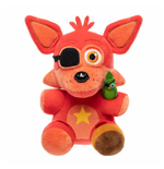 Five Nights at Freddy's Pizza Simulator Plush Figure Rockstar Foxy 15 cm