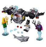 LEGO® DC Super Heroes - Batman™ Batsub and the Underwater Clash