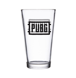 Playerunknown's Battlegrounds (PUBG) Glass Logo