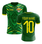 2018-2019 Cameroon Home Concept Football Shirt (Your Name)