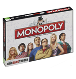 Big Bang Theory Board game 343170
