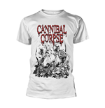 Cannibal Corpse T-Shirt Pile Of Skulls 2018