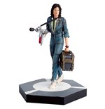The Alien & Predator Figurine Collection Warrant Officer Ellen Ripley (Alien) 11 cm