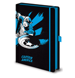 Captain America Notebook 343556