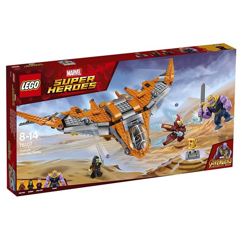 The Avengers Toy Blocks 343558