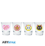 Sailor Moon Glassware 343920