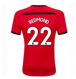 2018-2019 Southampton Home Football Shirt (Redmond 22)