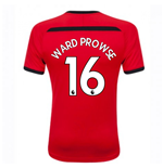 2018-2019 Southampton Home Football Shirt (Ward Prowse 16)