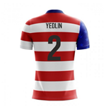 2018-19 USA Airo Concept Home Shirt (Yedlin 2)