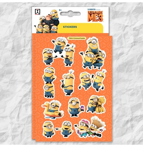 Despicable me - Minions Sticker 344342