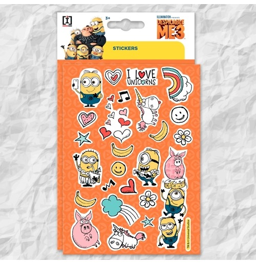 Despicable me - Minions Sticker 344343