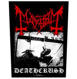 Mayhem Back Patch: Deathcrush