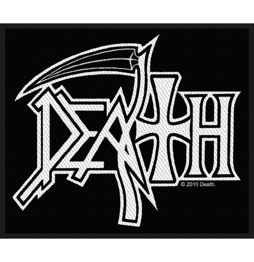Death Standard Patch: Logo (Loose)