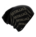 Metallica Cap Repeat Logo (BEANIE)