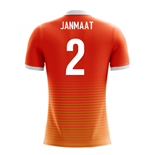 2018-19 Holland Airo Concept Home Shirt (Janmaat 2)