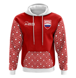 2018-2019 Russia Home Concept Football Hoody (Kids)