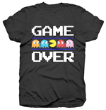 Pac-Man: Game Over T-shirt (Unisex)