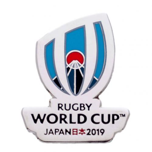 Japan 2019 Rugby World Cup Badge