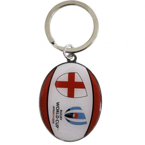 Japan 2019 Rugby World Cup Keyring England
