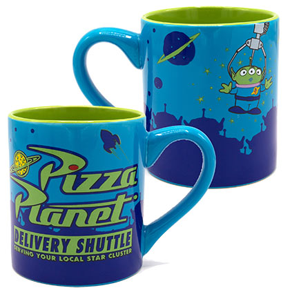 TOY STORY Pizza Planet Mug