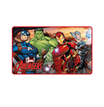 MARVEL-Avengers Super soft room carpet 45  x 75 cm