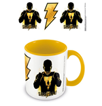 Shazam Coloured Inner Mug Bolt