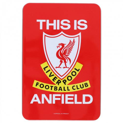 Liverpool F.C. Supporters Tin