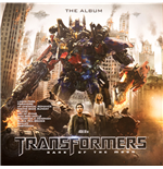 Vynil Transformers: Dark Of The Moon (Rsd 2019)