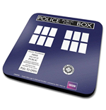 Doctor Who Coaster Tardis