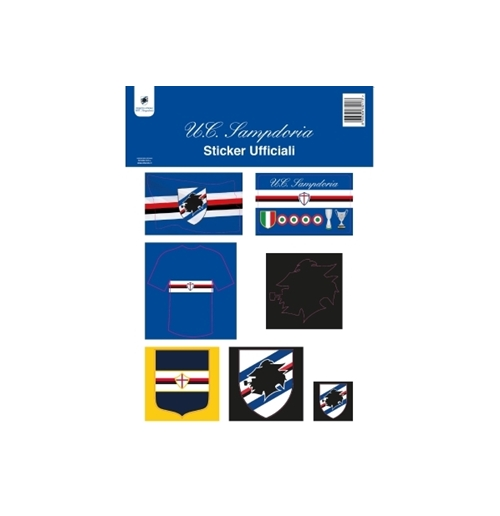 Sampdoria Sticker 346108